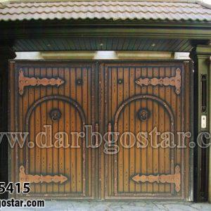 درب توامان درب گستر 5415