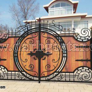 درب خاص-درب ویلا-کد درب 5424